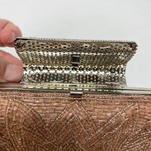 Lord & Taylor Bags - Lord & Taylor Beaded Clutch Crossbody Evening Bag